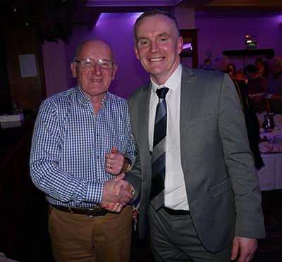 Paddy Gollogly & Robbie gallagher